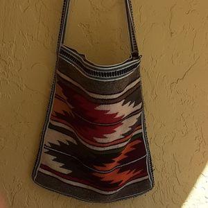 Peruvian handmade bag